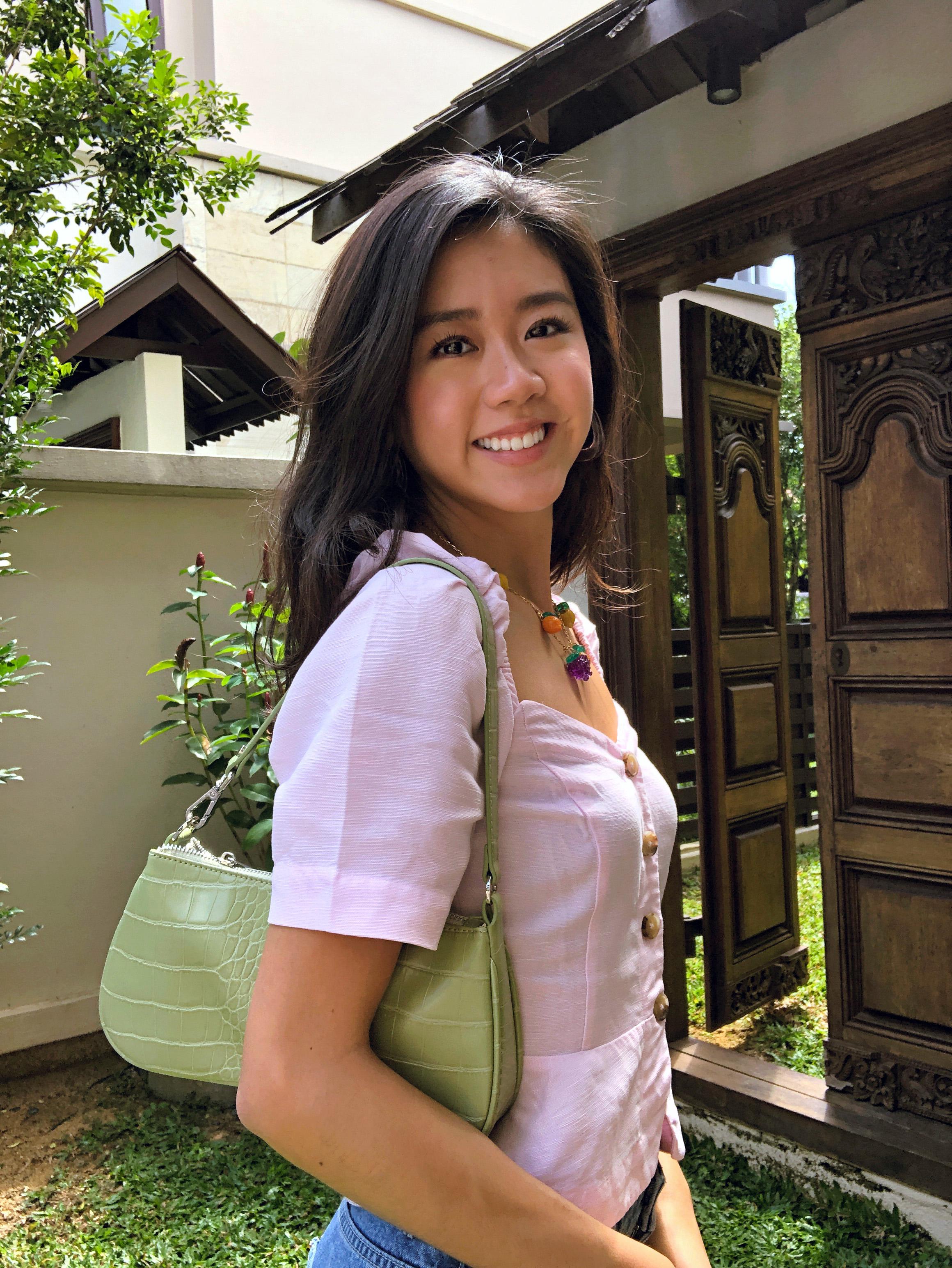 Jia Yu, Product Designer