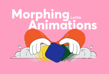 Design Inspiration: Morphing Lottie Animation Icons