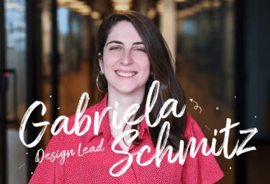 Team LottieFiles: Gabriela Schmitz, Design Lead
