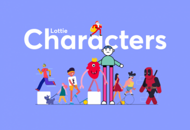 Design Inspiration: Lottie Character Animations